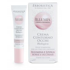 Erboristica Illumia Organic Eye Cream 15 ml (Göz Kremi)
