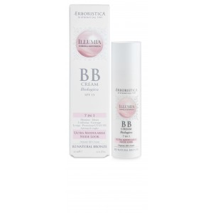 Erboristica Illumia Organic BB Cream SPF 15 7in1 Natural Bronze