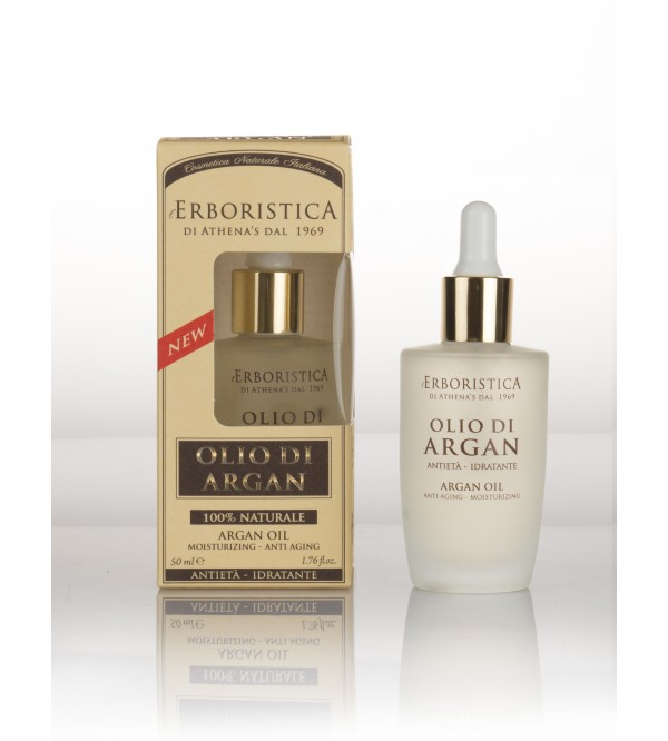 Erboristica 100% Argan Oil 50 ml (%100 Argan Yağı)