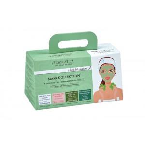 Erboristica Face Mask Set (Yüz Maske Seti)