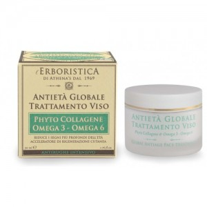 Erboristica Global Antiage Phytocollagen Cream 50 ml (Antiage Yüz Kremi)