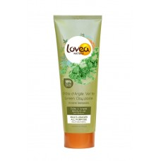 Lovea Nature Yeşil Kil Maskesi 360ml
