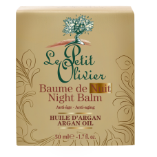 Le Petit Olivier Argan Anti-age Night Cream 50 ml (Antiage Gece Kremi)