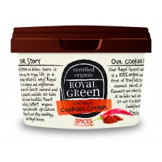 Royal Green Spices Cooking Cream (Organik Baharatlı Hindistan Cevizi Yağı) 250 ml