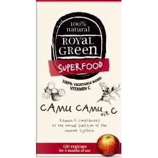 Royal Green Camu Camu 120 ad