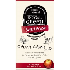 Royal Green Camu Camu 60 ad